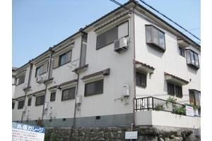 西村貸家(宮之阪4丁目14-4)の外観