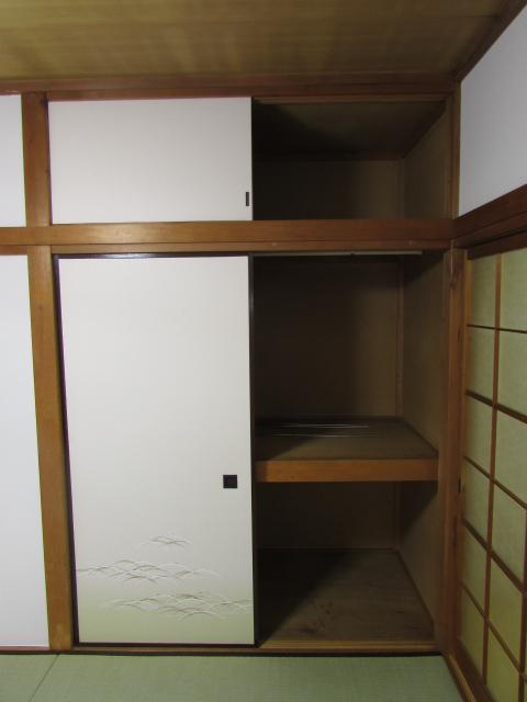 収納 高さと奥行きがありたっぷり収納可能