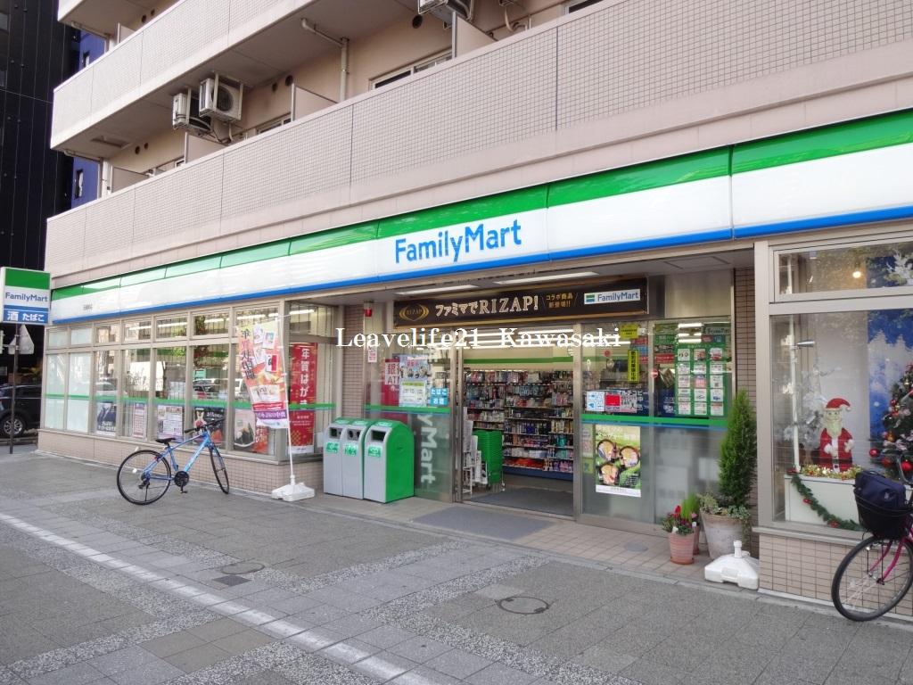 コンビニ ファミリーマート日進町店(コンビニ)まで73m