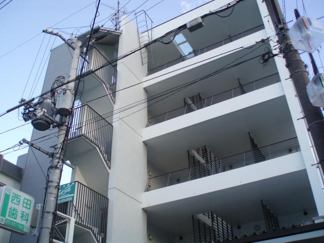 宏明荘マンション☆の外観