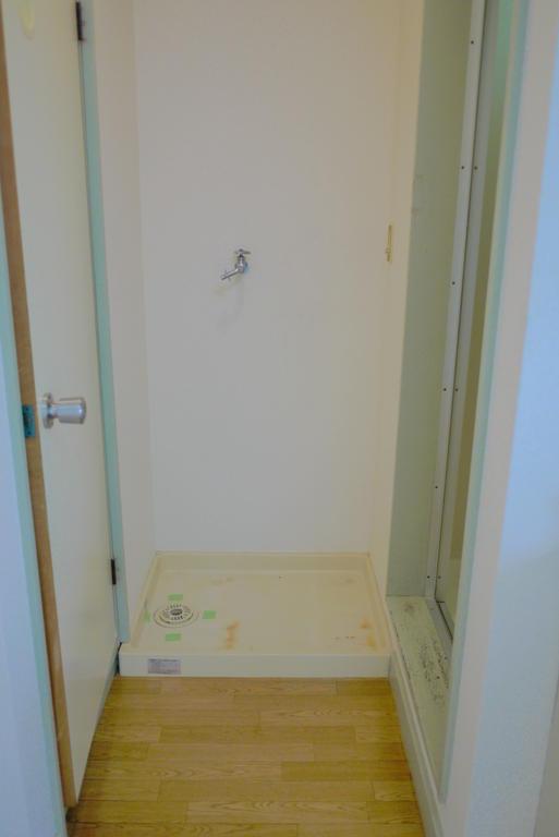 その他設備 洗濯機置き場