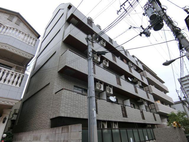 アベノ池田マンションの外観