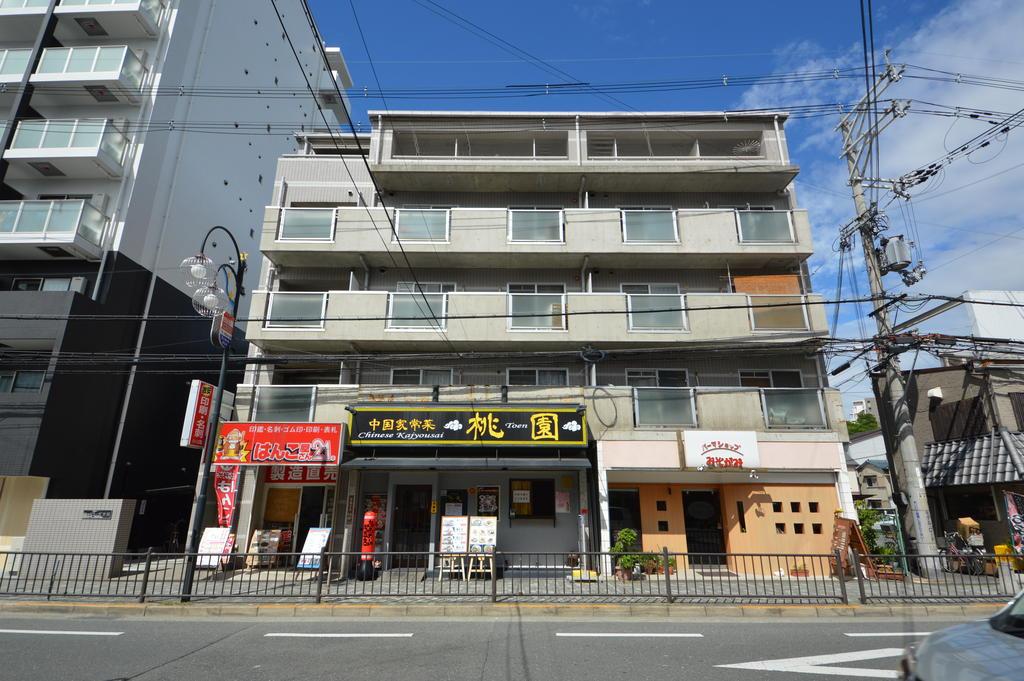 ハイコーポ京阪の外観