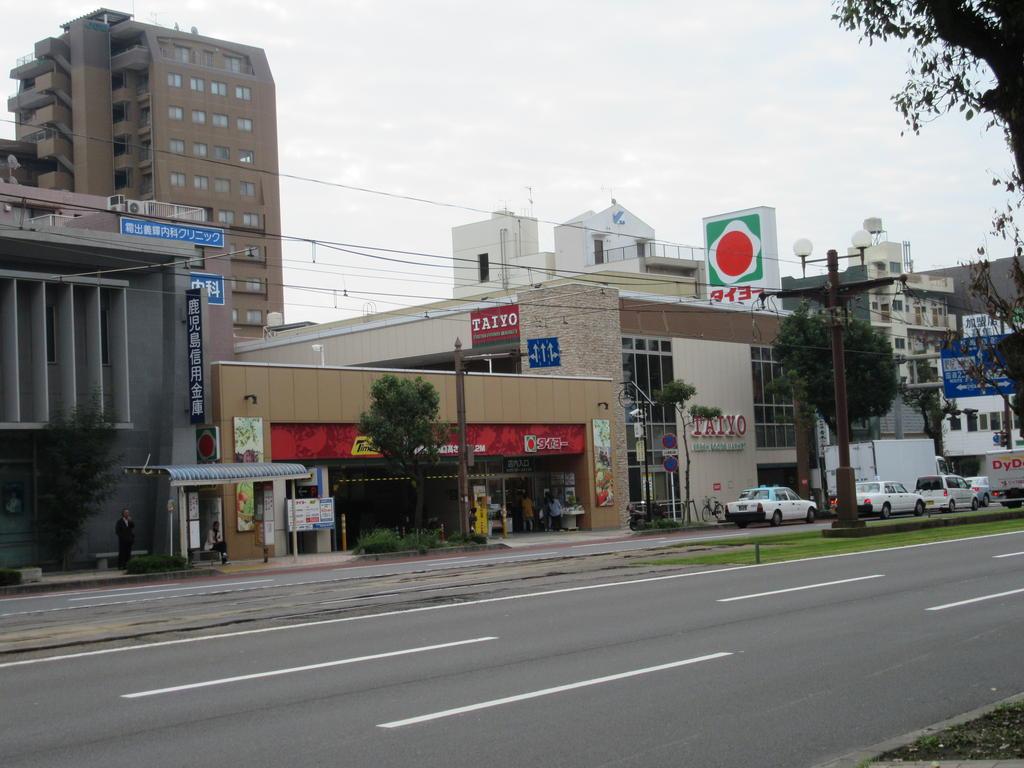 スーパー タイヨー騎射場店(スーパー)まで671m