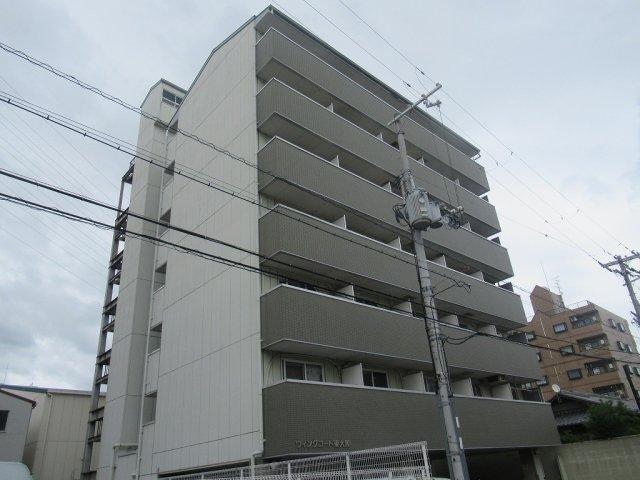 ウイングコート東大阪の外観