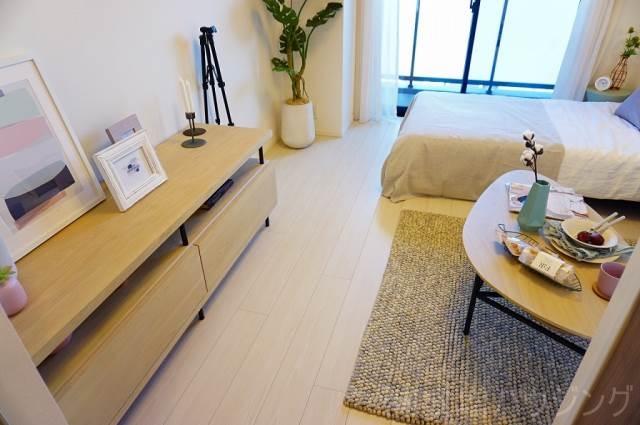 その他部屋・スペース モデルルーム仕様。家具等は、付きません。
