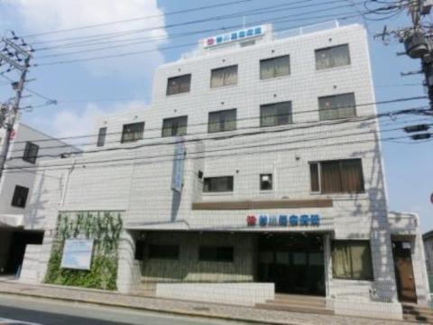 医療法人篤靜会谷川記念病院(その他 963m)