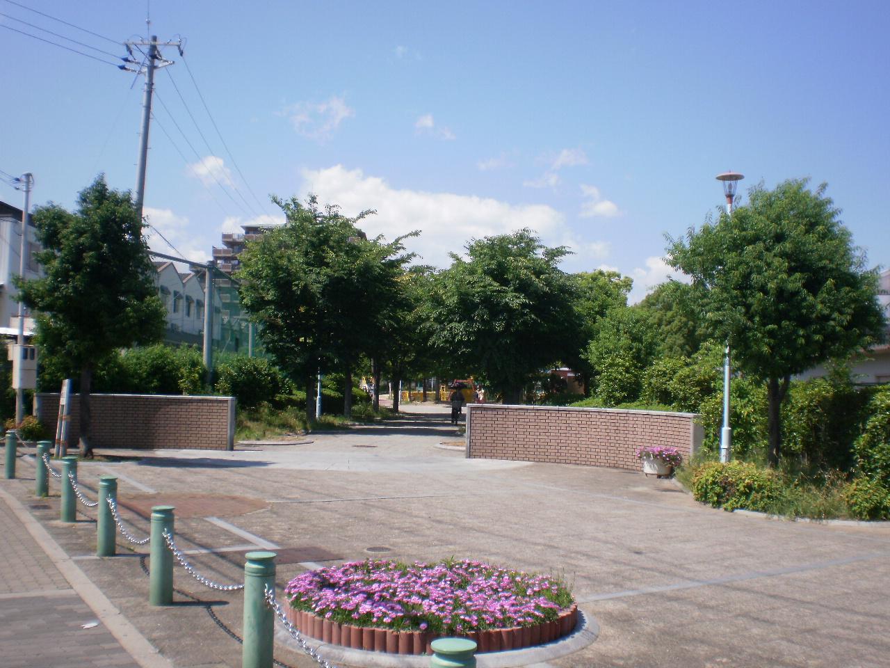 公園 長吉出戸公園(公園)まで416m