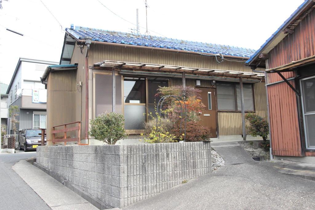 東神ノ倉借家の外観