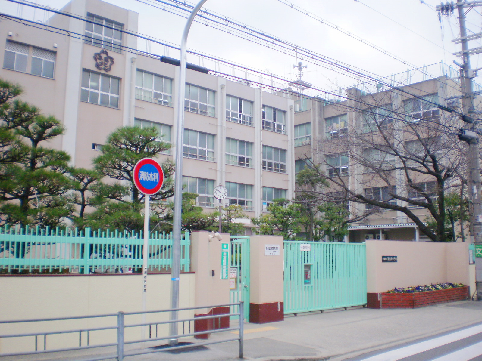 小学校 大阪市立喜連北小学校(小学校)まで302m