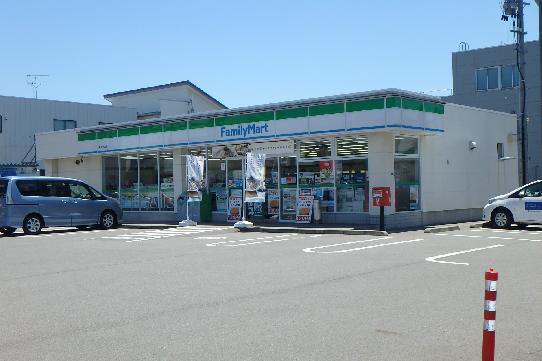 コンビニ ファミリーマート新潟寺山二丁目店(コンビニ)まで246m