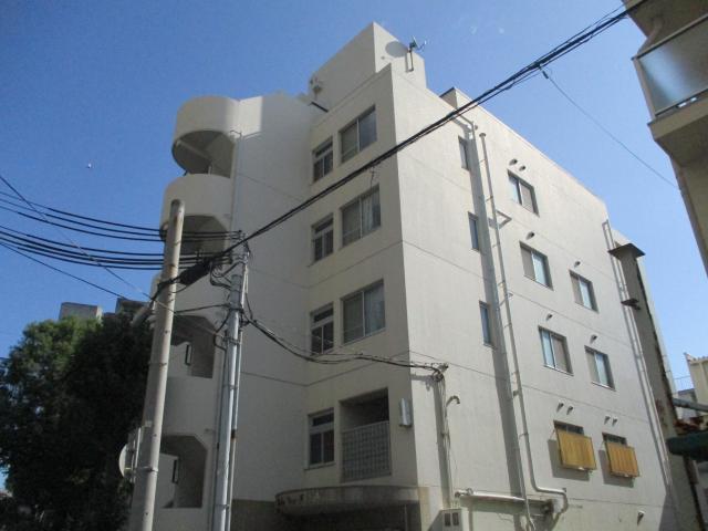 ハーバーヴュー東神戸の外観