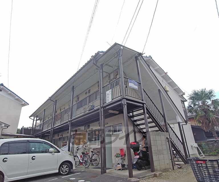 第一永井荘の外観