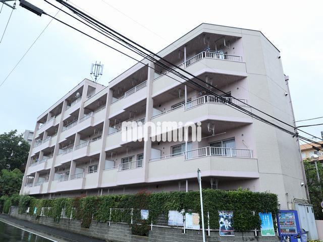 エントピア軽井沢の外観