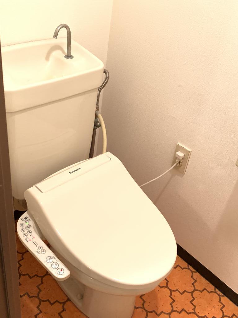 トイレ バス・トイレ別 棚有り