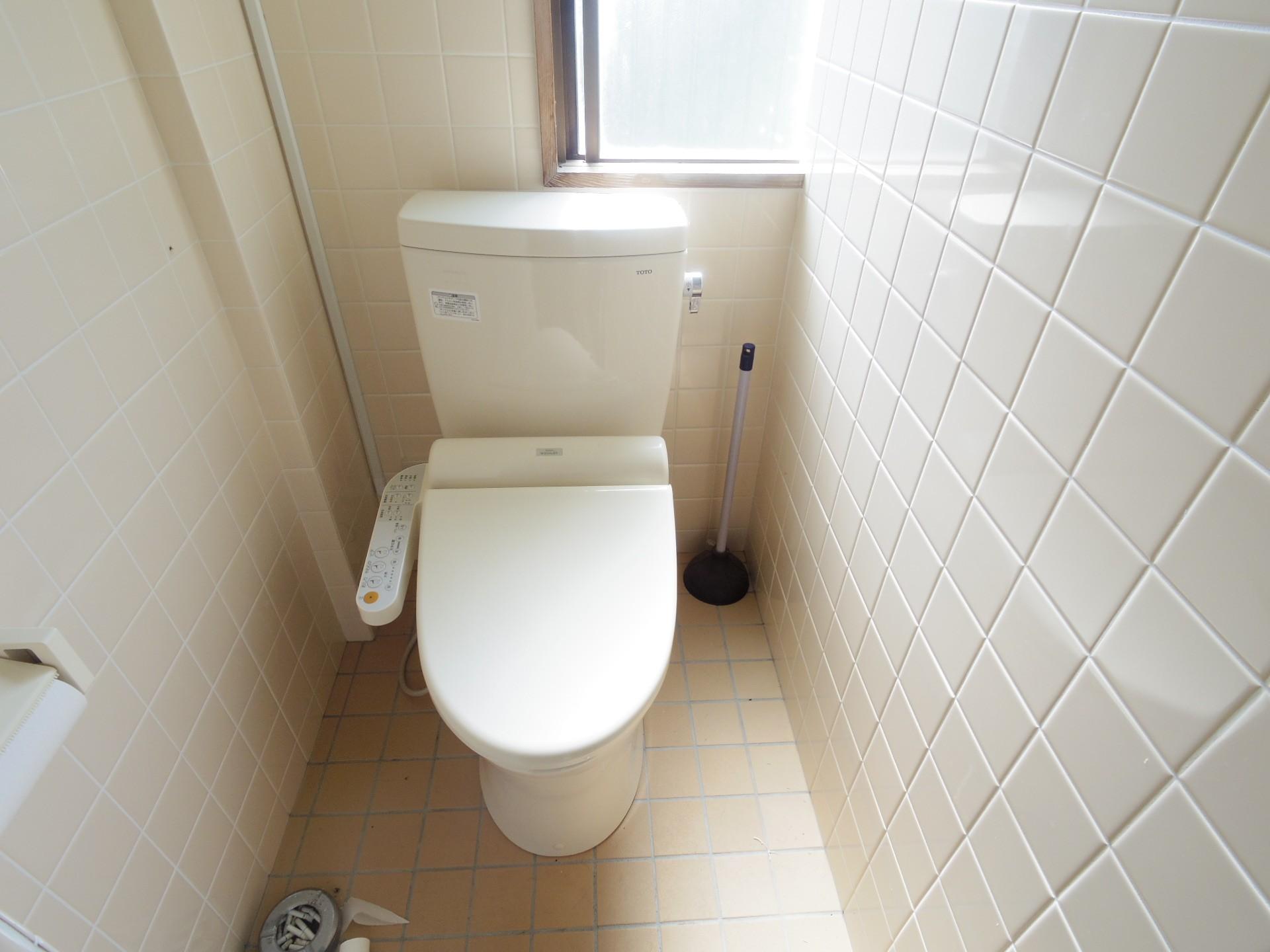 トイレ 共同トイレ