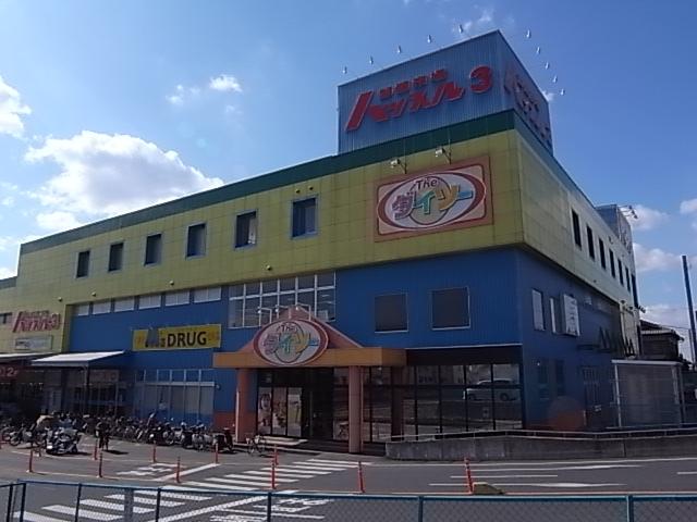 スーパー 万代天理店(スーパー)まで2027m