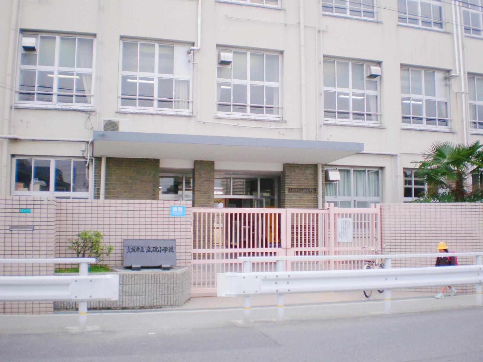 小学校 大阪市立瓜破小学校(小学校)まで438m