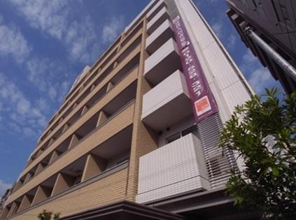 パークルージュ赤坂檜町の外観