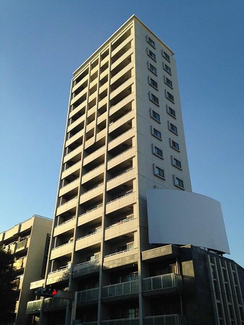プロビデンス葵タワーの外観