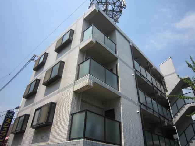 ピアシティー魚崎の外観