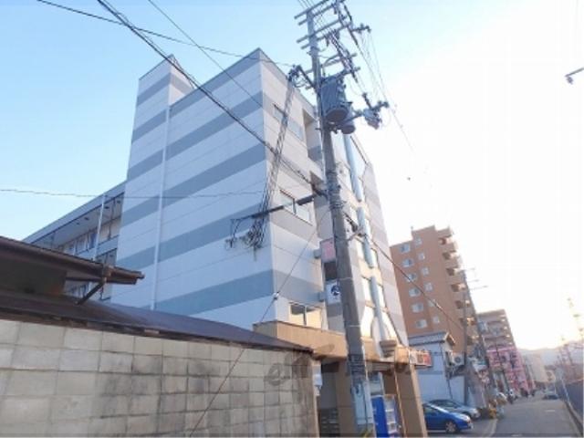 瀬田エステートシティの外観