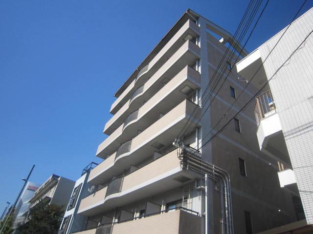JR東海道本線 摂津本山駅 7階建の外観