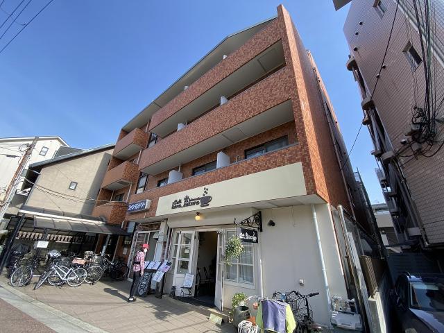 JR東海道本線 摂津本山駅 5階建の外観