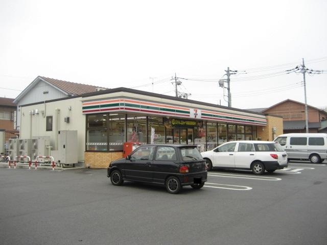 コンビニ セブンイレブン前橋城東町店(コンビニ)まで346m