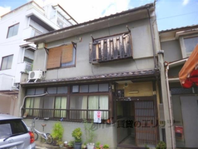 田中アパートの外観