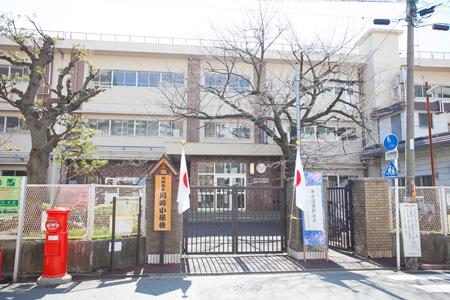 小学校 川崎市立川崎小学校(小学校)まで723m