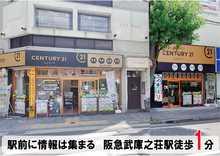 【店舗写真】センチュリー21(株)エイワーク