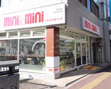 【店舗写真】ミニミニFC高宮店(株)T.E.K