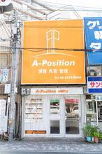 【店舗写真】(株)エーポジション中崎町店