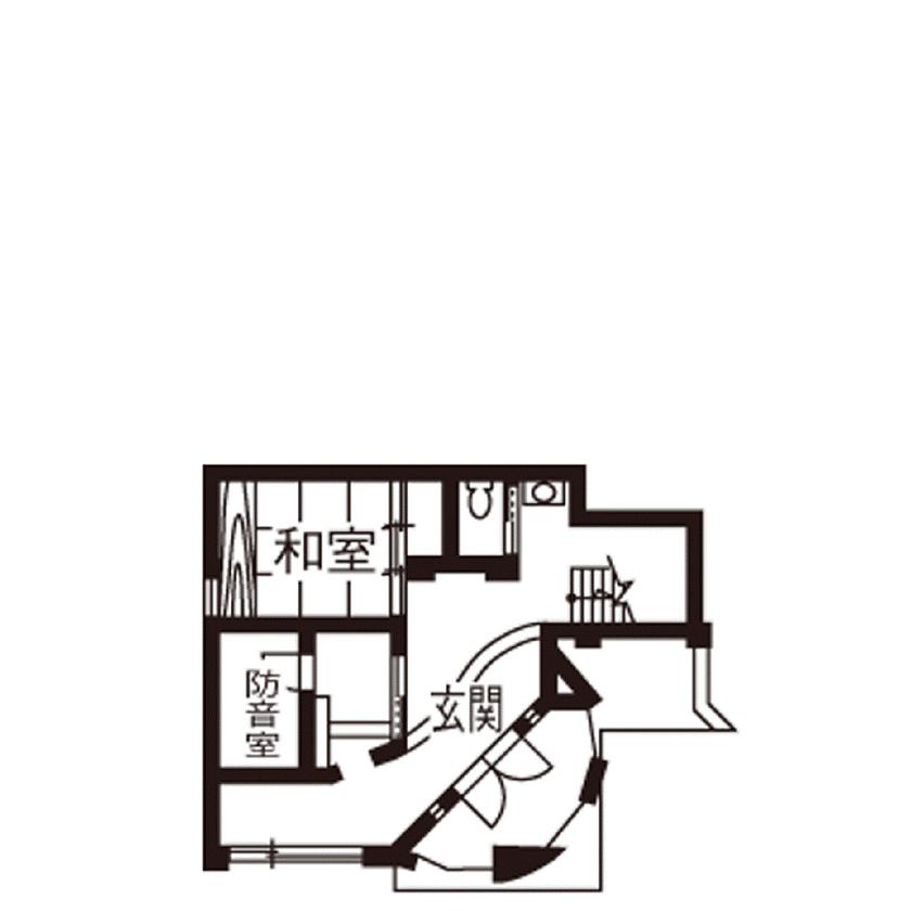 【4000万円~】高台を愉しむ家。アール設計の眺望リビング、上品なインテリア…繊細に想いを形に画像4