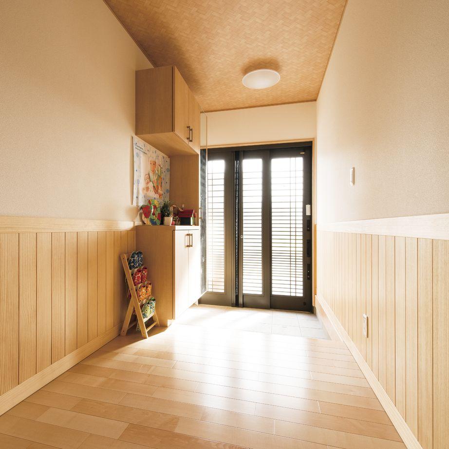 【間取り有】和をふんだんに取り入れた平屋住宅で、理想の暮らしを実現画像2
