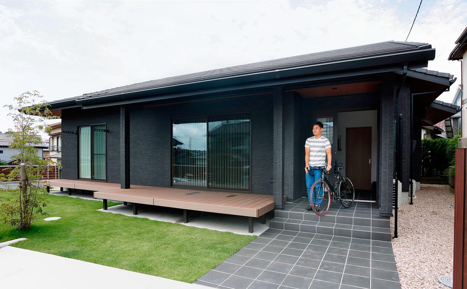 【建物本体価格2000万円台】LDKを中心に家中の空間が繋がる平屋は、常に「家族一緒」を感じられる住まい画像1
