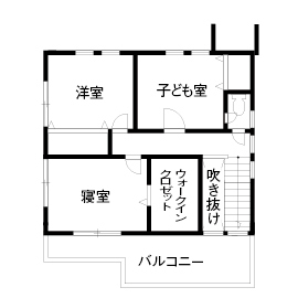 【1500万~2000万円・間取り有】高気密・高断熱で快適に暮らせるスタイリッシュな家画像5