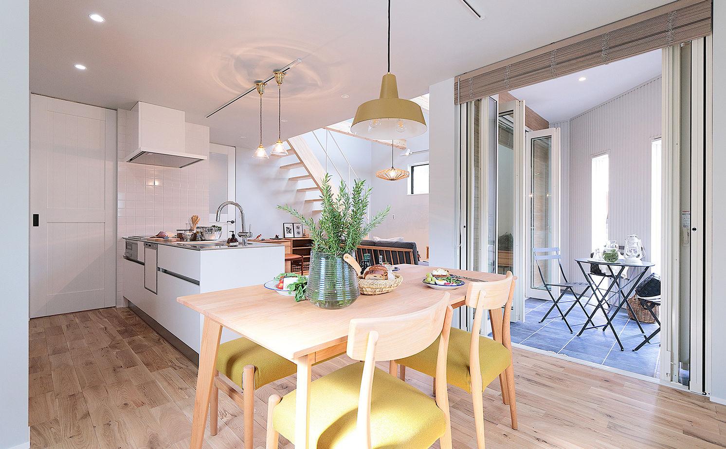 【延床31.4坪・2968万円】狭小地で設計の工夫が光る。北欧スタイルで統一された心地よいZEH仕様住宅画像3