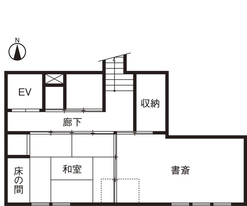 建築家とコラボした5層のステップフロアからなる、こだわりや想いの強いお家画像4