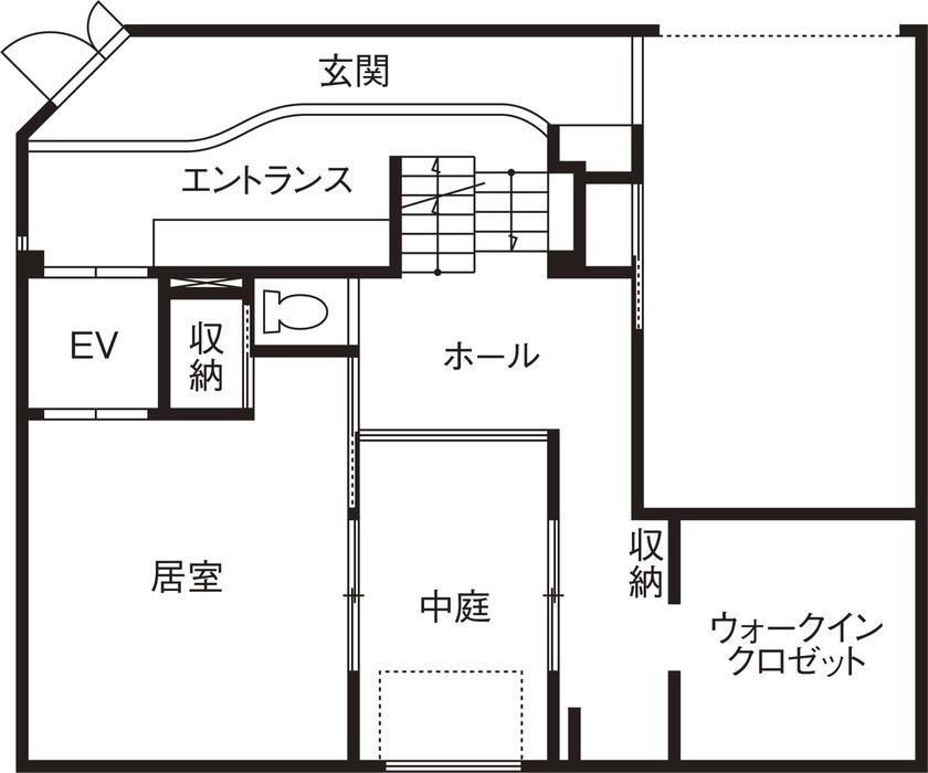 建築家とコラボした5層のステップフロアからなる、こだわりや想いの強いお家画像5