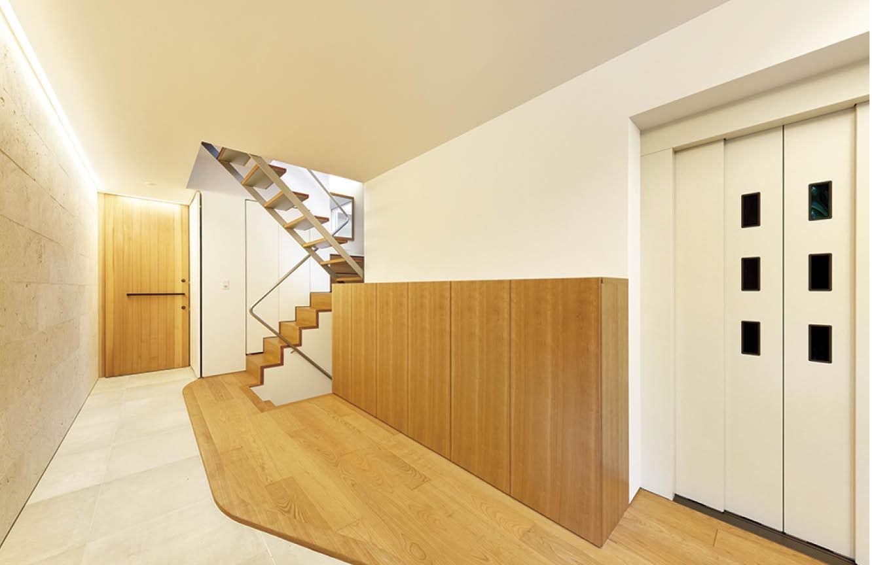 建築家とコラボした5層のステップフロアからなる、こだわりや想いの強いお家画像3