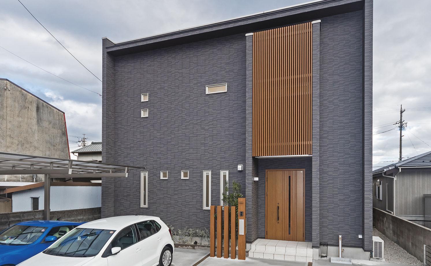 メンテナンスフリーな二世帯住宅は、孫にも受け継げる安心の品質画像1