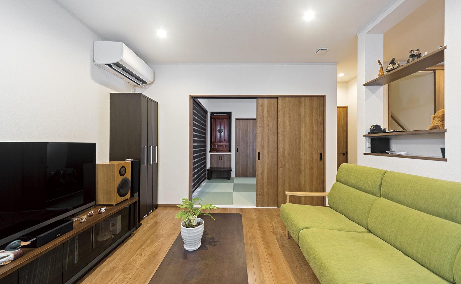 メンテナンスフリーな二世帯住宅は、孫にも受け継げる安心の品質画像2