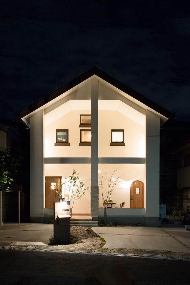 【高槻市×ロッジア×二人暮らし】夫婦二人の暮らしにちょうど良い広さ、間取り、設備を備えたお洒落な家画像1