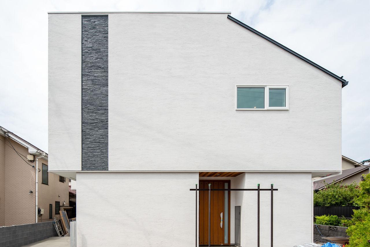 心地よい光と風が暮らしに溶け込む中庭&屋上を実現。みんなが集まりたくなる家画像1