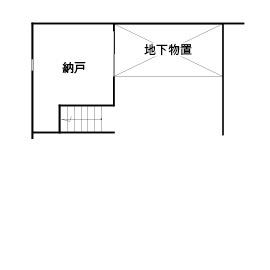 【1000万円台/スキップフロアの間取り図 掲載】堺市で土地探しから家づくりまでトータルに依頼画像4