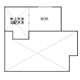 【1000万円台/スキップフロアの間取り図 掲載】堺市で土地探しから家づくりまでトータルに依頼画像6
