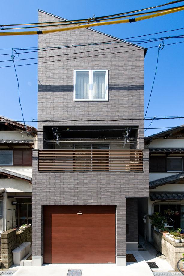 【大阪 ~1500万円台】敷地20坪でビルトインガレージ付きの住まいを 重量鉄骨なら耐震性も納得画像1