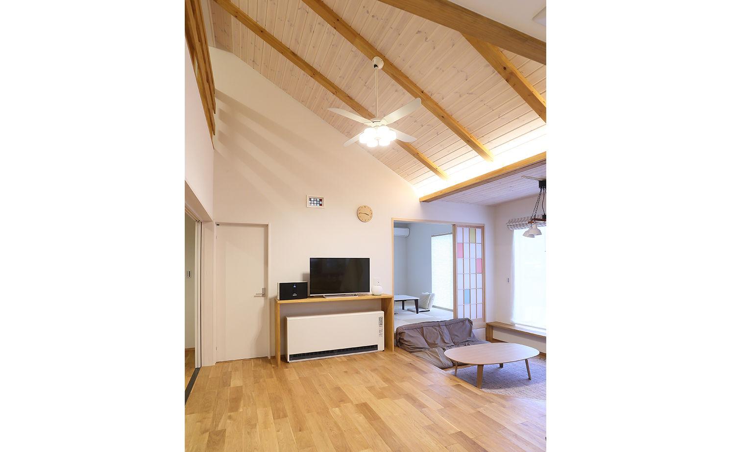 【2380万円】大好きを形に!自然素材を使用したカフェ風のフレンチかわいい平屋の住まい画像3